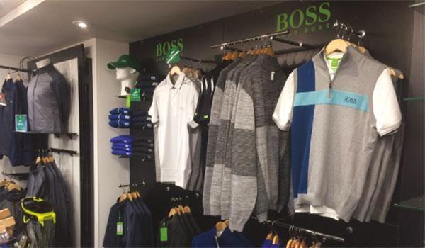 Burhill shop mens clothes