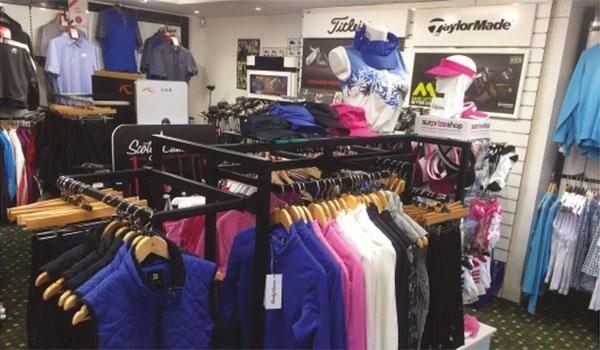 Burhill shop