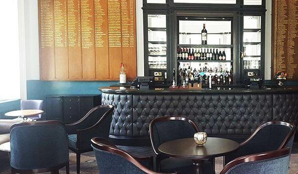 Burhill bar